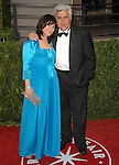 Jay Leno & Mavis Leno attends The 2010 Vanity Fair Oscar Party held at The Sunset Tower Hotel in West Hollywood, California on March 07,2010                                                                                       © 2010 DVS / RockinExposures..