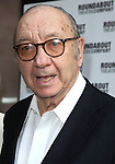 """Neil Simon pictured at the Opening Night Arrivals of """"Harvey"""" at Studio 54 New York City June 14, 2012 © Walter McBride / WM Photography ."""