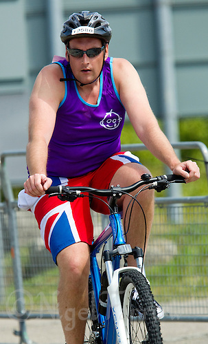 30 JUL 2011 - LONDON, GBR - Virgin Active London Triathlon (PHOTO (C) NIGEL FARROW)