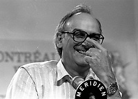 Carlos Saura<br />  at the Montreal World Film Festival, August 28, 1986