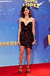 Clara Lago attends to Super Lopez premiere at Capitol cinema in Madrid, Spain. November 21, 2018. (ALTERPHOTOS/A. Perez Meca)