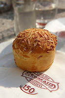Gerbaud cheese Pogacsa - traditional hungarian pogie