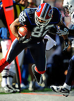19 October 2008:  Buffalo Bills' wide receiver Josh Reed in action against the San Diego Chargers at Ralph Wilson Stadium in Orchard Park, NY. The Bills defeated the Chargers 23-14 and maintain their first place position in the AFC East with a 5 and 1 record...Mandatory Photo Credit: Ed Wolfstein Photo