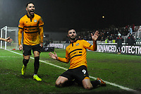 2019 02 05 Newport County V Middlesborough, FA Cup 4th Round Replay, Rodney Parade, Newport, UK