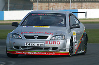 Round 1 of the 2005 British Touring Car Championship. #23. Mark Proctor (GBR). Fast-Tec Motorsport. Vauxhall Astra Coupé.