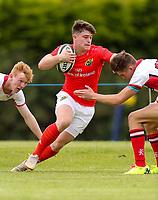 Wednesday 21st August 2019 | Ulster U19 vs Munster U19  <br /> <br /> Aaron Leahy during the U19 Inter-Pro between Ulster and Munster at Bangor Grammar School, Bangor, County Down, Northern Ireland.. Photo by John Dickson - DICKSONDIGITAL