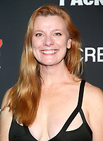 HOLLYWOOD, CA - OCTOBER 12: Hope Madden, at the 21st Screamfest Opening Night Screening Of The Retaliators at Mann Chinese 6 Theatre in Hollywood, California on October 12, 2021. Credit: Faye Sadou/MediaPunch