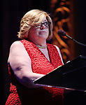 Faith Hope Consolo on stage at the Dramatists Guild Foundation 2018 dgf: gala at the Manhattan Center Ballroom on November 12, 2018 in New York City.