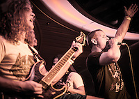 Hackneyed at Barge to Hell 2012