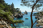 Images Archives // Calanques
