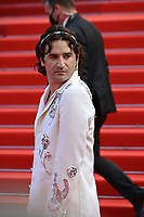 """CANNES, FRANCE. July 6, 2021: Nicolas Maury at the premiere of """"Annette"""" at the gala opening of the 74th Festival de Cannes.<br /> Picture: Paul Smith / Featureflash"""