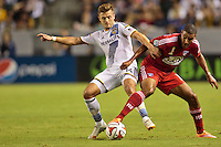 LA Galaxy vs FC Dallas, Sept. 20, 2014