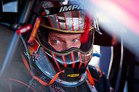 Oct 14, 2019; Concord, NC, USA; NHRA pro mod driver Steve Jackson during the Carolina Nationals at zMax Dragway. Mandatory Credit: Mark J. Rebilas-USA TODAY Sports