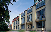 Deutschland, Thüringen, Bauhochschule in Weimar, Unesco-Weltkulturerbe