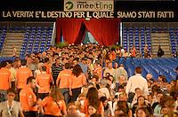 Rimini, Italia, Meeting Comunione e Liberazione, CL,