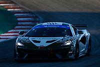 #3 Motorsports In Action McLaren 570S GT4, GS: Sheena Monk, Corey Lewis