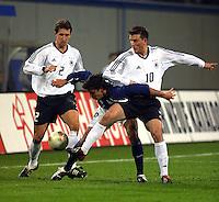 Jovan Kirovski, USA vs Germany, 2002.