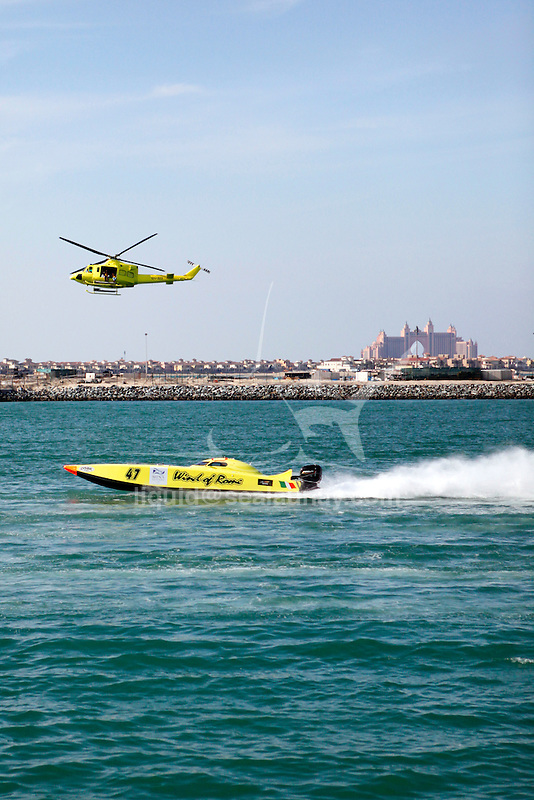 """A complete field of 30 boats will line up along the Mina Seyahi Dubai breakwater for the first round of the brand-new Gulf X-Cat Series Powerboat Championship organised by the UAE Marine Sports Federation and being held under the aegis of the World Professional Powerboating Association (WPPA) in conjunction with the Abu Dhabi International Marine Sports Club (ADIMSC) and Dubai International Marine Club (DIMC), a press release said..The championship is a re-branded version of Class III racing with certain modifications. This weekend's inaugural race has been named the 'Mina Seyahi' X-Cat Series and 30 boats representing 15 countries will take to the Dubai International Marine Club (DIMC) waters today afternoon..One of the highlights of the new championship will be a record $1.6 million up for grabs for the winners in the six rounds planned so far, making it the largest prize fund in the world of powerboat racing..""""It is our vision to create the biggest and the most successful international racing class in the world,"""" observed Saeed Hareb, Managing Director, DIMC..The new series will be run as per rules and regulations laid down by the WPPA for Class III powerboat racing. Fitting of boats with transponders for the live virtual system to enable better race management and safety is among the most important amendment made by organisers to the previous class..The WPPA will also allow the Mercury 300hp Optimax EPA engines eligible to race in this series provided the boats carry the same weight as the Class III vessels with the 2.5 litre Mercury engines. """"The entry field shows us how popular this class of powerboat racing is, and we have just about started,"""" stated Sid Bensalah, General Manager, Mina Seyahi Dubai..Sweden, Norway, Qatar, Kuwait, France, Spain, Italy, USA, UK, Lebanon and the UAE are among the countries being represented in the new championship series..""""The popularity of this class also lies in the fact that this is an affordable form of racing at the end of"""