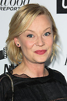 HOLLYWOOD, LOS ANGELES, CA, USA - APRIL 05: Samantha Mathis at the 3rd Annual Reel Stories, Real Lives Benefiting The Motion Picture & Television Fund held at Milk Studios on April 5, 2014 in Hollywood, Los Angeles, California, United States. (Photo by Celebrity Monitor)