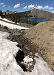 Lost Lakes in Alpine County, near Hope Valley, Ca., on Wednesday, Aug. 24, 2011..Photo by Cathleen Allison