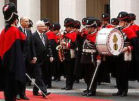 20131203 ROMA-ESTERI: IL PRESIDENTE DEL CONSIGLIO LETTA INCONTRA IL PRESIDENTE CROATO JOSIPOVIC