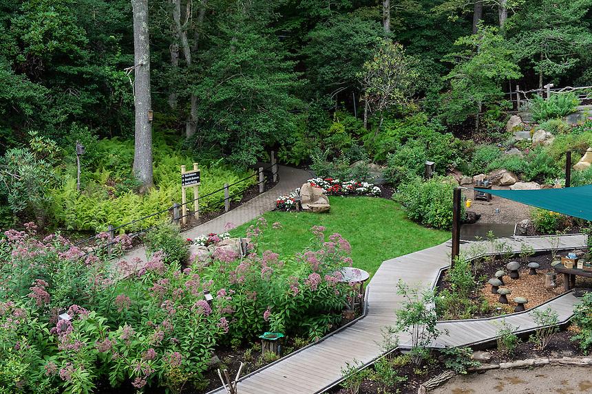 Hidden Hollow, Heritage Museums and Gardens, Sandwich, Massachusetts, USA