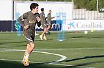 Atletico de Madrid's Jose Maria Gimenez during training session. October 5,2020.(ALTERPHOTOS/Atletico de Madrid/Pool)