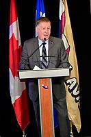 le maire de Laval Marc Demers<br /> , 2018<br /> <br /> PHOTO : Agence Quebec Presse