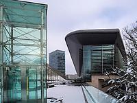 European Conventian center -ECCL, 4 Place de l'Europe, Luxemburg-City, Luxemburg, Europa<br /> , Luxembourg City, Europe