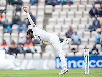 Jasprit Bumrah, India in action during India vs New Zealand, ICC World Test Championship Final Cricket at The Hampshire Bowl on 20th June 2021