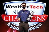 GTD Manufacturer winner, Lee Niffeneger, Acura, HPD