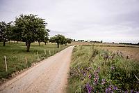gravel roads <br /> <br /> Limburg cycling hotspots<br /> Cycling In Flanders <br /> Flanders Tourist Board<br /> <br /> ©kramon