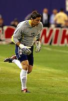 Tony Meola, USA vs. Jamaica, 2002.