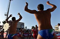Italy Shanghai 2011 <br /> Roma 29/07/2020 Stadio del Nuoto   <br /> Pallanuoto Uomini <br /> Sfida tra i campioni del mondo <br /> Italia Shanghai 2011 Vs Italia Gwangju 2019 <br /> Foto Andrea Staccioli/Deepbluemedia/Insidefoto