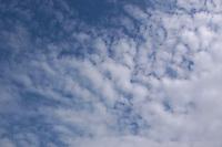 Nuvole nel cielo. Clouds in the sky. ....