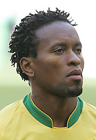 Ze Roberto of Brazil. Brazil defeated Australia, 2-0, in their FIFA World Cup Group F match at the FIFA World Cup Stadium, Munich, Germany, June 18, 2006.