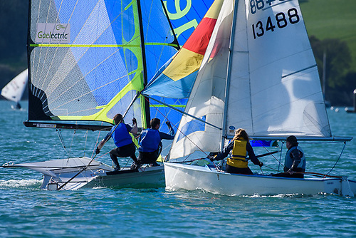 The well-supported PY 1000 All-In Dinghy Race has been cancelled