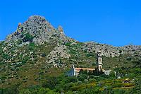 Kloster von Corbara in der Balagne, Korsika, Frankreich
