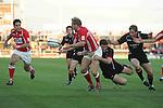 Scarlets v Edinburgh 0905