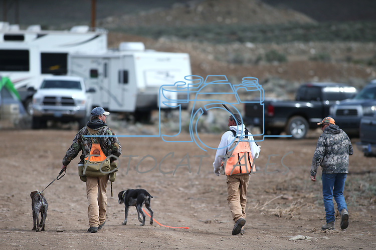Images from the U.S. Bird Dogs Western State Nationals in Mound House, Nev., on Friday, April 24, 2015. <br /> Photo by Cathleen Allison