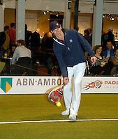 23-2-07,Tennis,Netherlands,Rotterdam,ABNAMROWTT, Padelbal with Sjeng Schalken