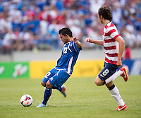 Andres Flores Mejia.  The United States defeated El Salvador, 5-1, during the quarterfinals of the CONCACAF Gold Cup at M&T Bank Stadium in Baltimore, MD.