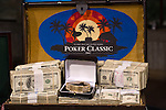 Championship bracelet and cash.