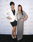 """Kris Jenner and Kourtney Kardashian at The Fragrance Launch event for """"Unbreakable by Khloe + Lamar"""" held at The Redbury Hotel in Hollywood, California on April 04,2011                                                                               © 2010 Hollywood Press Agency"""