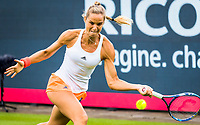 Den Bosch, Netherlands, 12 June, 2017, Tennis, Ricoh Open, Arantxa Rus (NED)<br /> Photo: Henk Koster/tennisimages.com