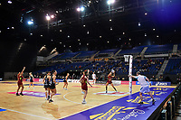 24th September 2021: Christchurch, New Zealand;  Gerenal view during the third Cadbury Netball Series/Taini Jamison Trophy, New Zealand Silver Ferns versus England Roses, Christchurch Arena, Christchurch, New Zealand
