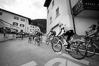 riders up the very steep Fai Della Paganella climb (15%)<br /> <br /> stage 16: Bressanone/Brixen - Andalo 132km<br /> 99th Giro d'Italia 2016