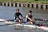 307 MOC Monmouth Comp. Wycliffe Small Boats Head 2011. Saturday 3 December 2011. c. 2500m on the Gloucester Berkeley Canal