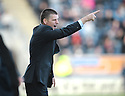 17/10/2009  Copyright  Pic : James Stewart.sct_jspa25_falkirk_v_st_mirren  . :: FALKIRK MANAGER EDDIE MAY DURING THE GAME AGAINST ST MIRREN :: .James Stewart Photography 19 Carronlea Drive, Falkirk. FK2 8DN      Vat Reg No. 607 6932 25.Telephone      : +44 (0)1324 570291 .Mobile              : +44 (0)7721 416997.E-mail  :  jim@jspa.co.uk.If you require further information then contact Jim Stewart on any of the numbers above.........