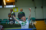 Jason Foley, Ballydonoghue captain celebrates lifting 2020 County Junior Premier football cup